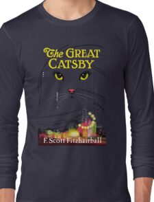 The Great Catsby Long Sleeve T-Shirt