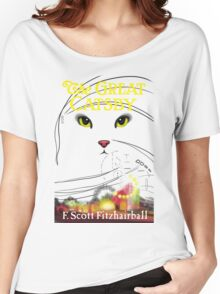 The Great Catsby Women's Relaxed Fit T-Shirt