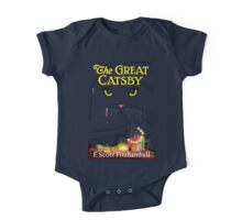 The Great Catsby One Piece - Short Sleeve