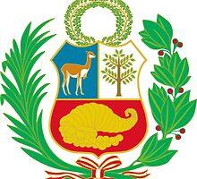 Peru Flag by CalamariSunsine