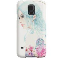 Madmoiselle Samsung Galaxy Case/Skin