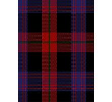 00406 Brown Tartan  Photographic Print