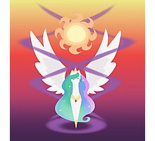 Magic Circle: Princess Celestia Photographic Print