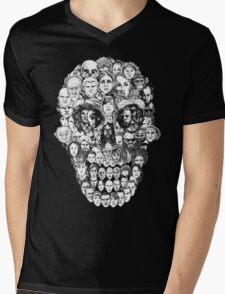 Skin Deep Mens V-Neck T-Shirt