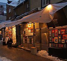 Quebec-City by IgorKole