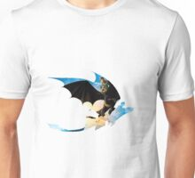 Toothless's Shadow Unisex T-Shirt