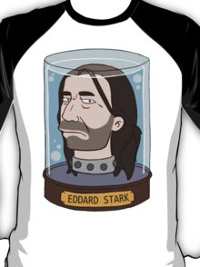 Eddard Stark in Color T-Shirt