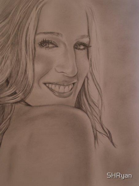 Sarah Jessica Parker by SHRyan