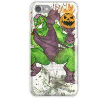 Green Goblin iPhone Case/Skin