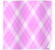 Pink Flannel Poster
