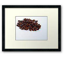 Beans Beans Beans Framed Print