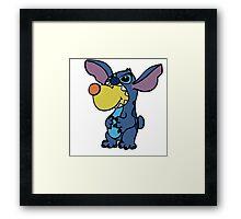 Stitch Ditto Framed Print