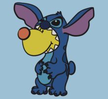 Stitch Ditto by OntheRoad15