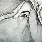 arabic eye by zouzou
