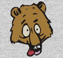 Kooky Bear One Piece - Long Sleeve