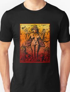 Lillith Goddess of Death Queen of the NIght Unisex T-Shirt