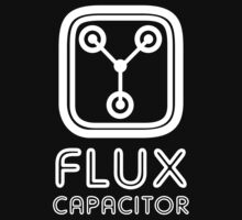 Flux Capacitor Kids Clothes