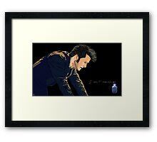 """I Don't Want To Go"" Framed Print"
