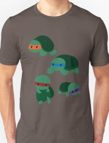 Tiny Mutant Ninja Turtles  T-Shirt