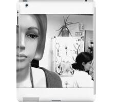 Bored Manneqin iPad Case/Skin
