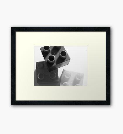 Let Go My Llego!!! Framed Print