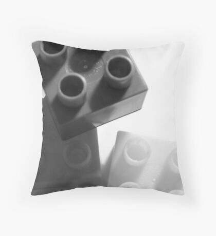 Let Go My Llego!!! Throw Pillow