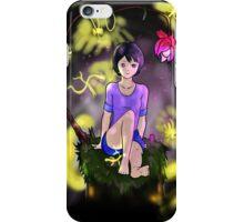 Sitting Among Spirits iPhone Case/Skin