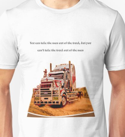 Kenworth prime mover pop out Unisex T-Shirt