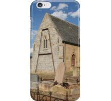 The Church of St Mary the Virgin, Gretna, Tasmania iPhone Case/Skin