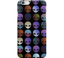 Aliens- Out of The World iPhone Case/Skin