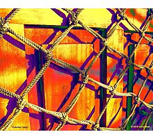 Colorful Cargo Photographic Print
