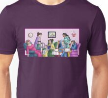Princess Retirement Unisex T-Shirt