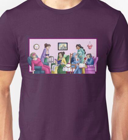 Princess Retirement Unisex T-Shirt