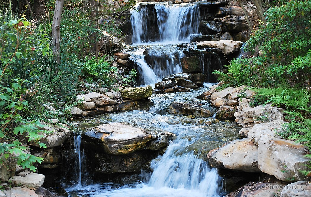Waterfall by AcePhotography