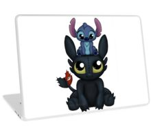 Can I Sit Here Laptop Skin