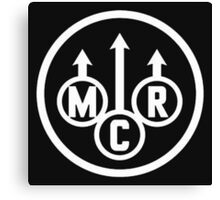conventional weapons - mcr Canvas Print
