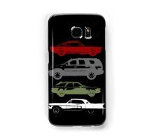 Supernatural Four Horsemen of the Apocalypse Samsung Galaxy Case/Skin
