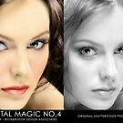 Digital Magic Series No 4 - People by Rebecca Richardson