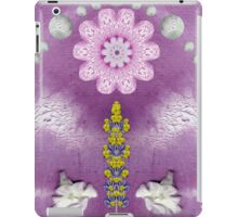 Under the rainbow is a temple iPad Case/Skin