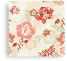 Floral Botanical Dreaming 2 Canvas Print