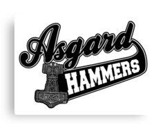 Asgard Hammer Canvas Print