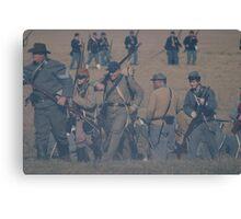 Civil War Canvas Print