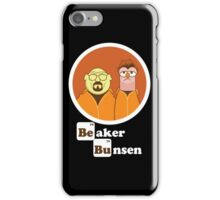 Beaker Bunsen Breaking Bad iPhone Case/Skin