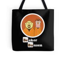 Beaker Bunsen Breaking Bad Tote Bag