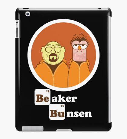 Beaker Bunsen Breaking Bad iPad Case/Skin
