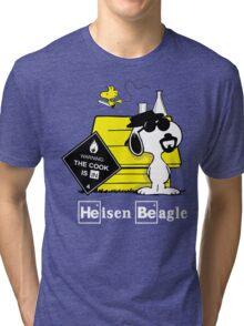 Snoopy Breaking Bad Tri-blend T-Shirt