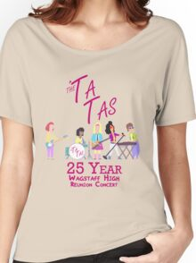 The TaTas Concert Tee Women's Relaxed Fit T-Shirt