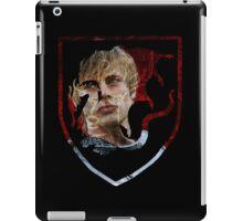 Merlin- Camelot Crest Arthur iPad Case/Skin