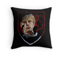 Merlin- Camelot Crest Arthur Throw Pillow