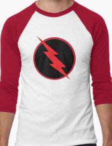 Reverse Flash Men's Baseball ¾ T-Shirt